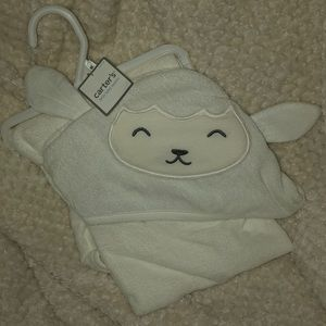 Carters Baby Towel